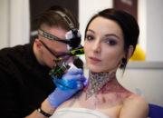 首の刺青は入れるのも除去するのも大変! クリニック治療のすすめ