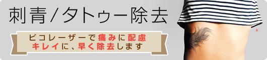 刺青/タトゥー除去